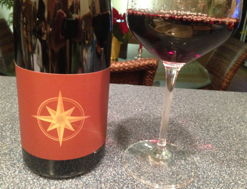 North Valley Pinot Noir, Dundee Hills, 2012
